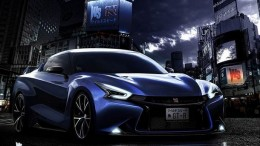 2017-Nissan-GT-R-blue-color-pictures